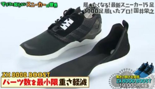 ZX 8000 BOOST