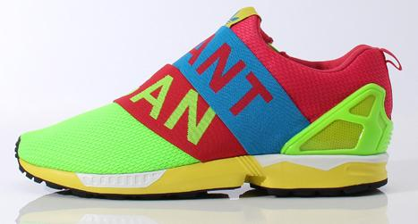 ZX FLUX SLIP ON